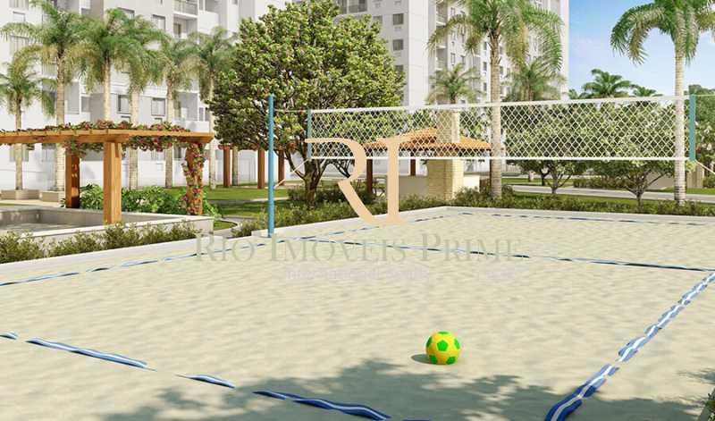 QUADRA DE AREIA - Fachada - Minha Praia Residencial Clube - 100 - 11