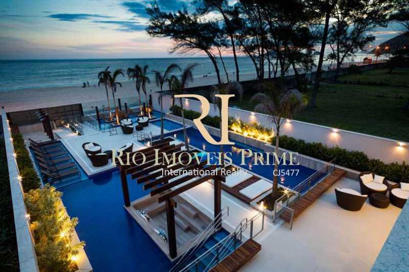 - BEACH PLACE - TERRAÇO SUNSE - Fachada - Ocean Pontal Residence - 103 - 8