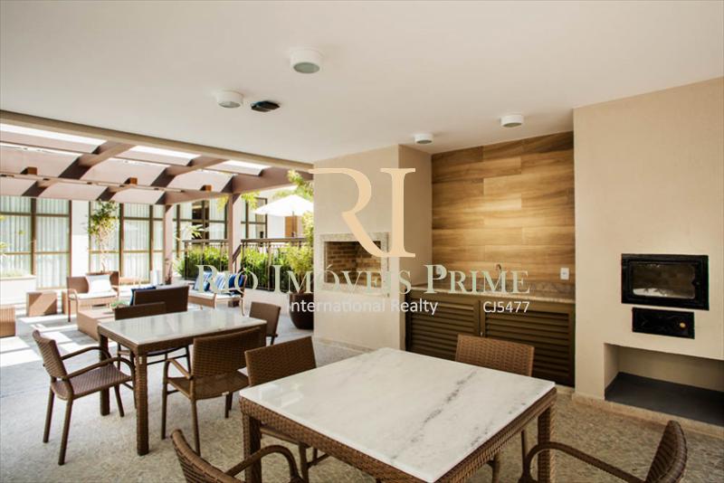 CHURRASQUEIRA - Fachada - Ocean Pontal Residence - 103 - 3
