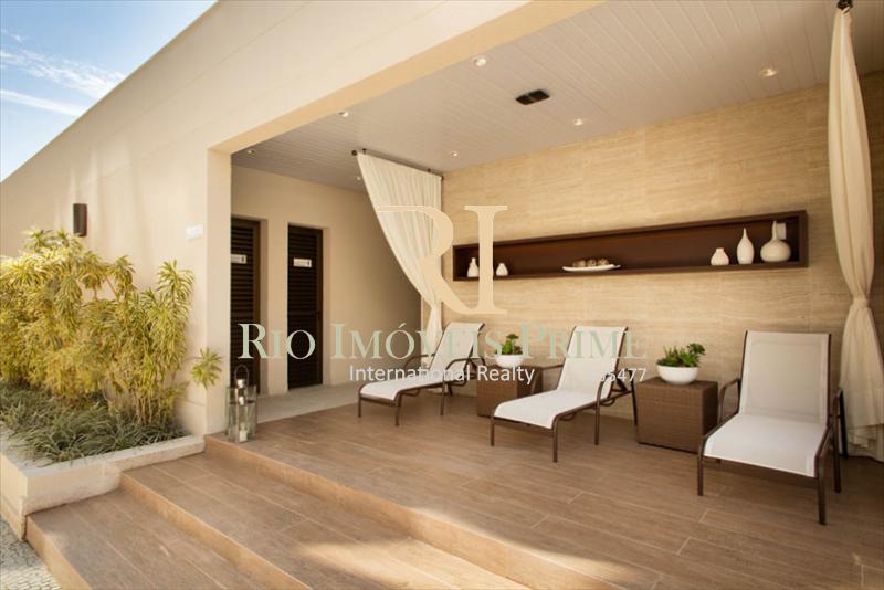 REPOUSO DA SAUNA 2 - Fachada - Ocean Pontal Residence - 103 - 7
