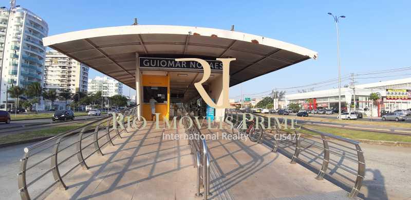 BRT EM FRENTE - Fachada - Portal das Américas - 106 - 15
