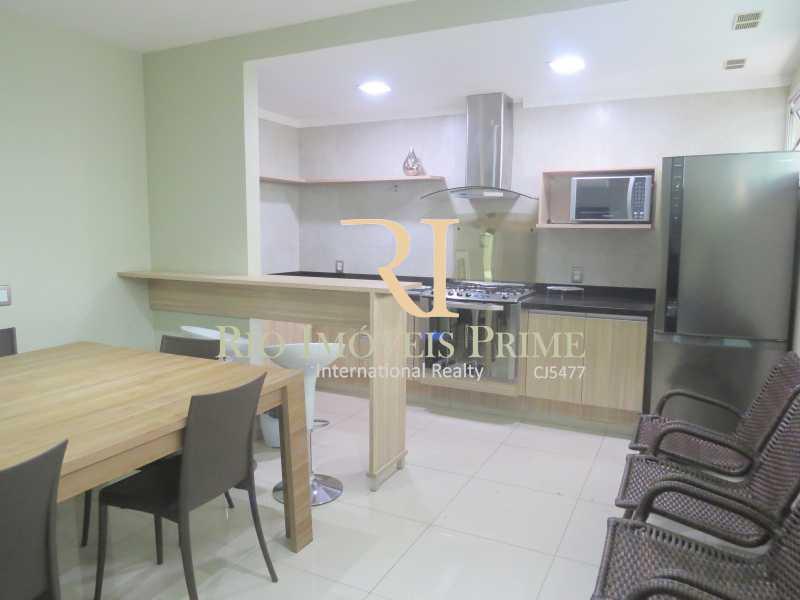 ESPAÇO GOURMET - Fachada - Renovare Residential Resort - 109 - 6
