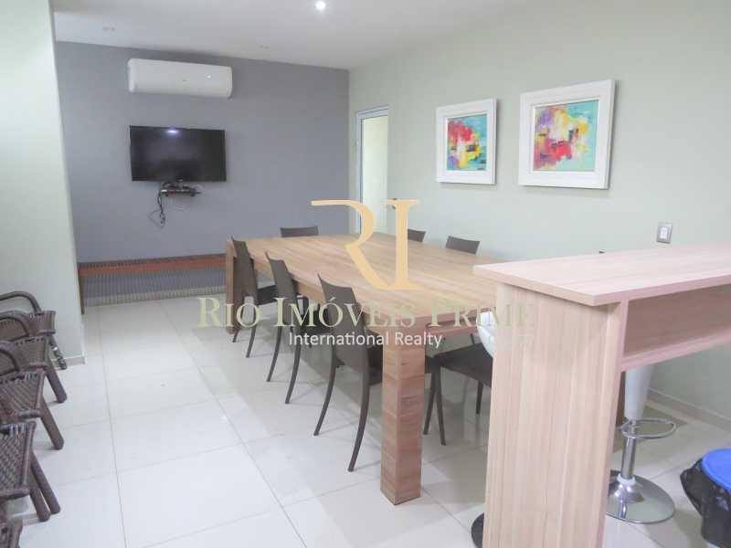 ESPAÇO GOURMET - Fachada - Renovare Residential Resort - 109 - 7