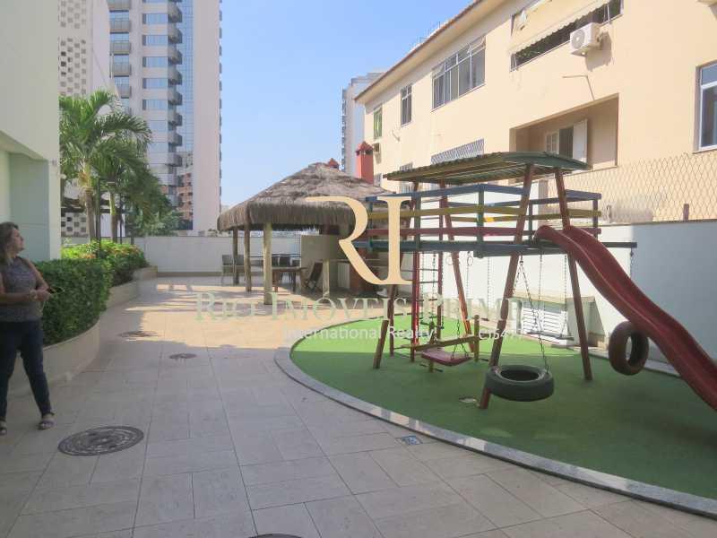 PARQUINHO - Fachada - Renovare Residential Resort - 109 - 9