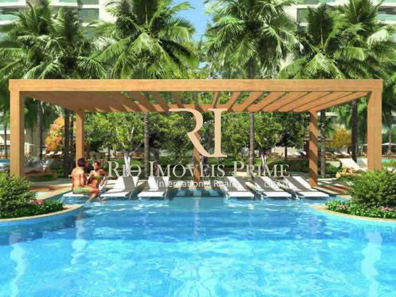 DECK MOLHADO - Fachada - Verano Residence Park - 114 - 4