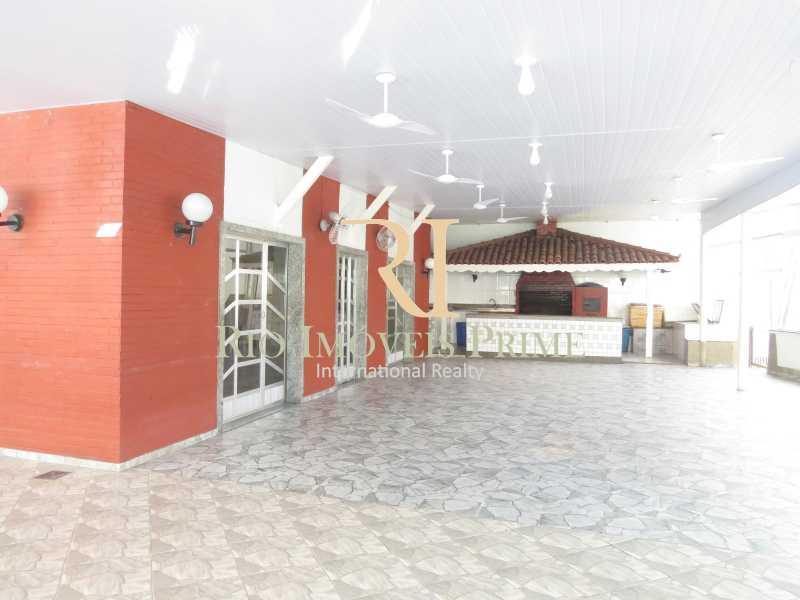 ÁREA SALÃO DE FESTAS - Fachada - Parque Residencial Duque de Caxias - 116 - 5