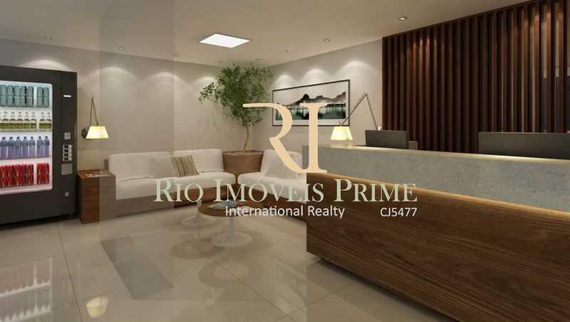 SALA VIP ESTACIONAMENTO - Fachada - One Offices - 126 - 12