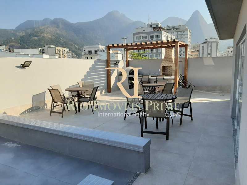 ESPAÇO CHURRASQUEIRA - Fachada - Upper Smart Residences  - 140 - 11
