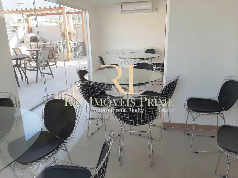 SALÃO DE FESTAS - Fachada - Upper Smart Residences  - 140 - 4