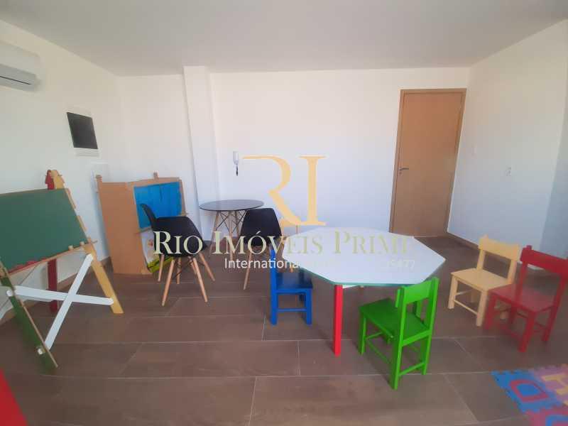 BRINQUEDOTECA - Fachada - Upper Smart Residences  - 140 - 8