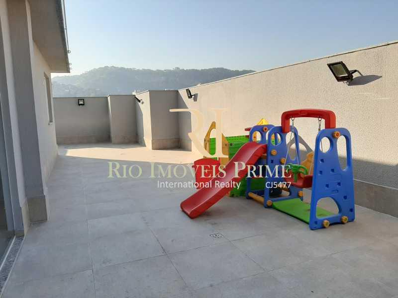ESPAÇO KIDS - Fachada - Upper Smart Residences  - 140 - 7