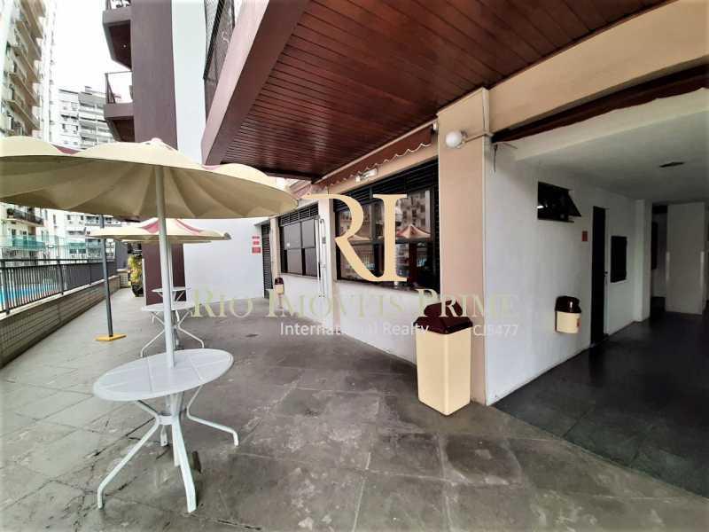 LANCHONETE PISCINA - Fachada - Condomínio Saens Pena - 142 - 3