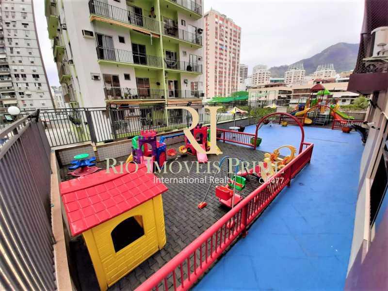 PLAY INFANTIL  - Fachada - Condomínio Saens Pena - 142 - 9