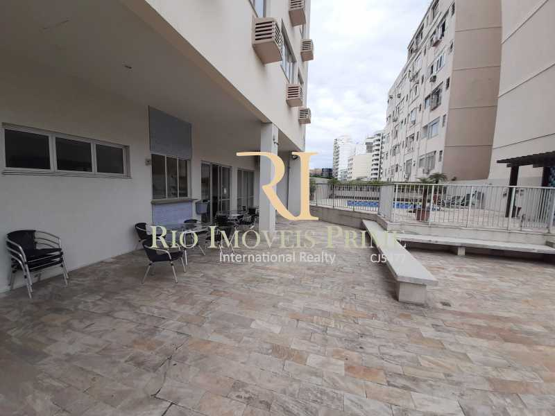 ÁREA COMUM - Fachada - Omni I Residence Service - 148 - 9