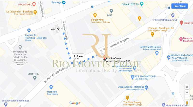 DISTANCIA METRO - Fachada - Omni I Residence Service - 148 - 13