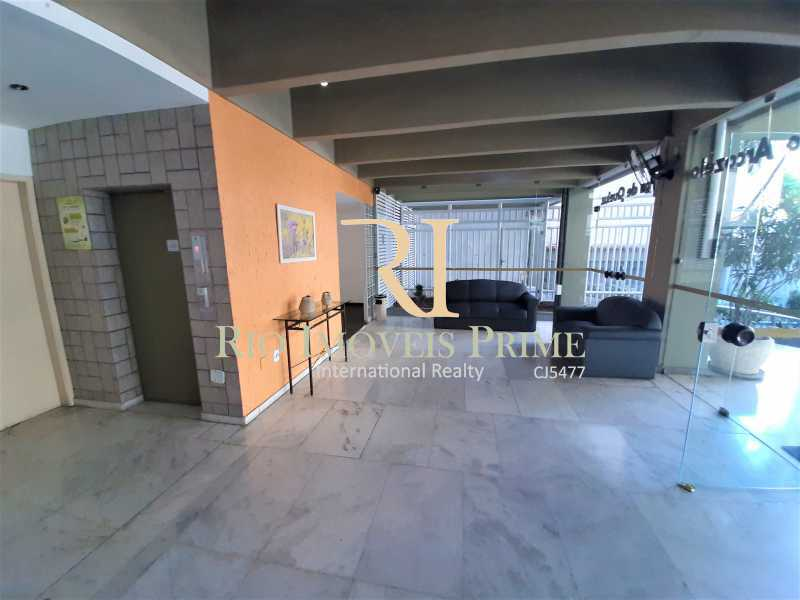 HALL ELEVADOFRES - Fachada - Condomínio Praças de Arcozelo e Queluz - 156 - 11