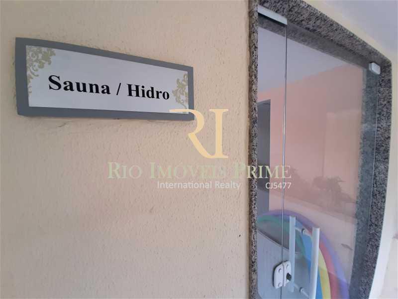 SAUNA-HIDRO - Fachada - Tijuca Royalle - 163 - 5