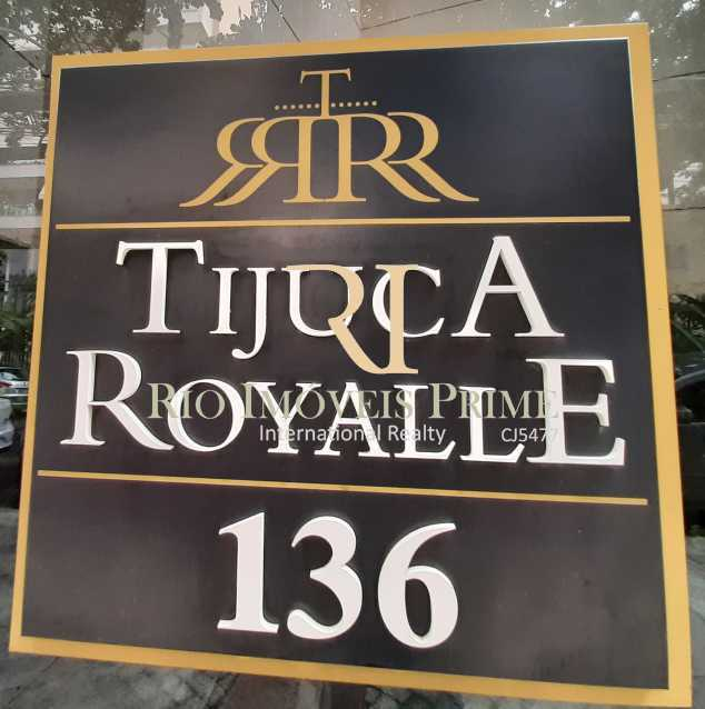TIJUCA ROYALLE - Fachada - Tijuca Royalle - 163 - 12