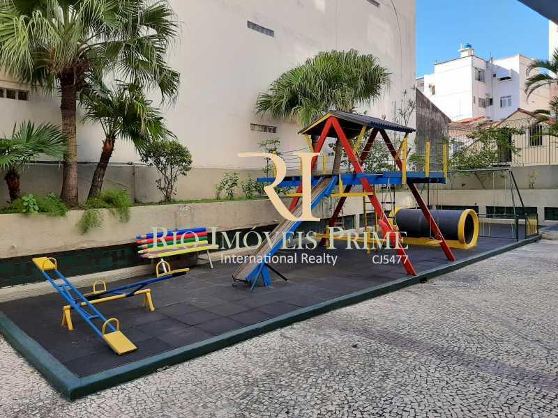 PARQUINHO - Fachada - Edifício Solar da Tijuca - 165 - 3