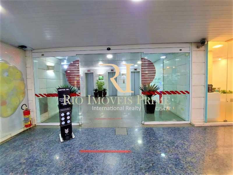 PORTARIA - Fachada - Shopping 680 & Edifício Central Copacabana - 168 - 2