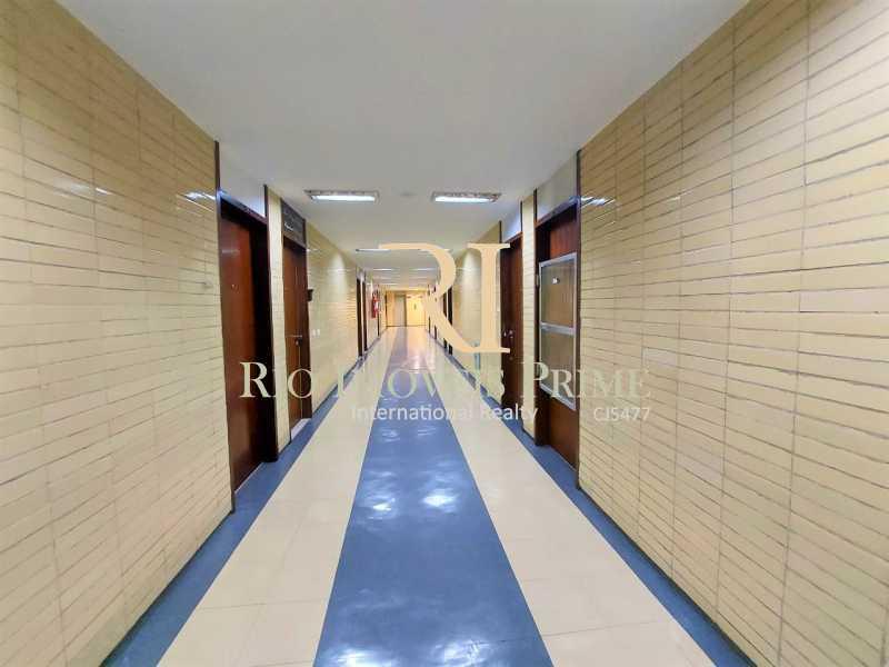 CORREDOR ANDARES - Fachada - Shopping 680 & Edifício Central Copacabana - 168 - 4
