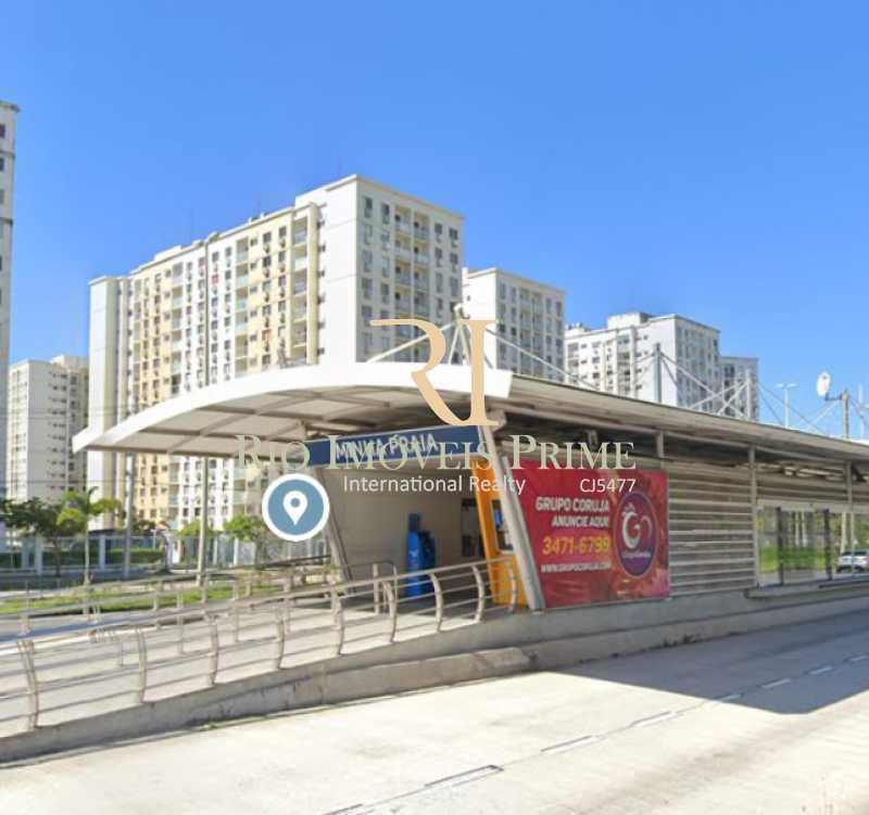 ESTAÇÃO BRT - Fachada - Minha Praia 2 - 176 - 10