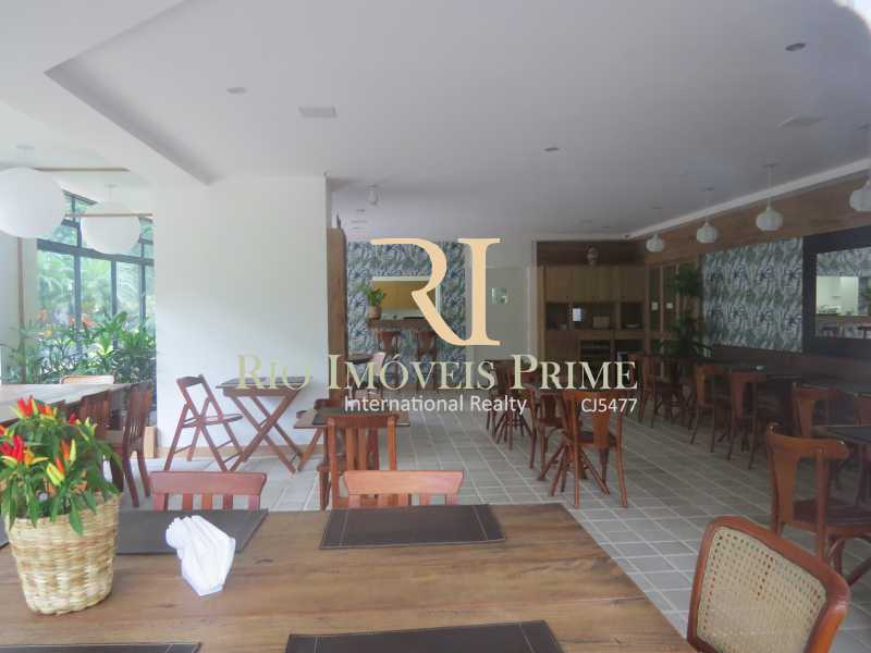 6 RESTAURANTE - Fachada - Ipanema Tower - 21 - 6