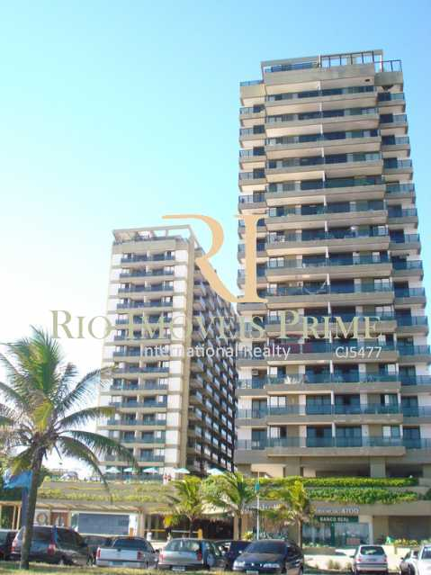 BARRA BELLA - FACHADA 3 - Fachada - Barra Bella Hotel Residência - 22 - 4