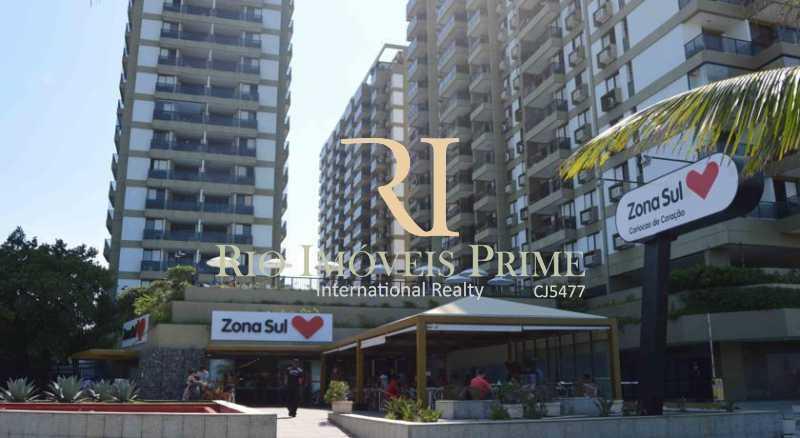 BARRA BELLA - FACHADA COM ZONA - Fachada - Barra Bella Hotel Residência - 22 - 3