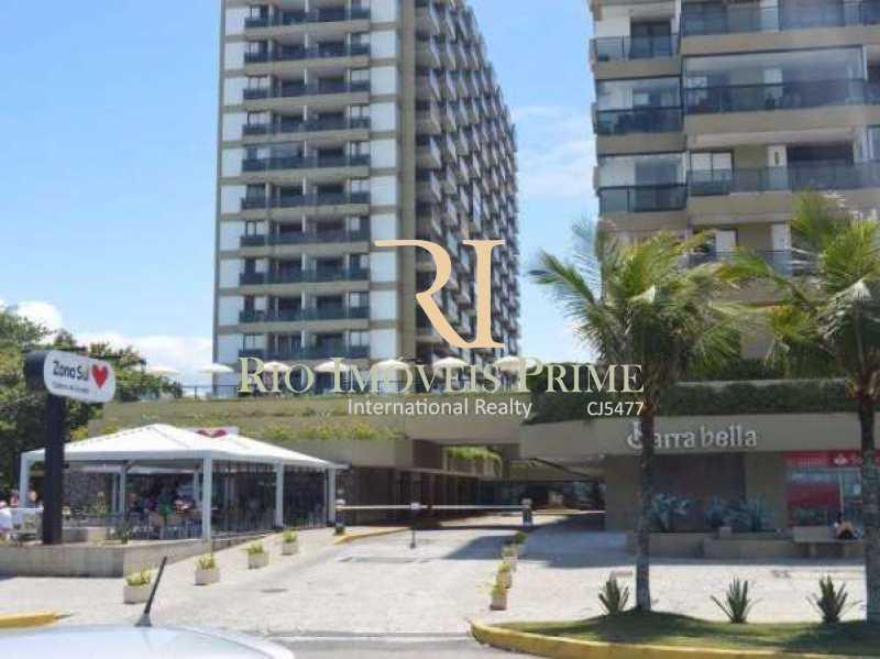BARRA BELLA - FACHADA - Fachada - Barra Bella Hotel Residência - 22 - 2