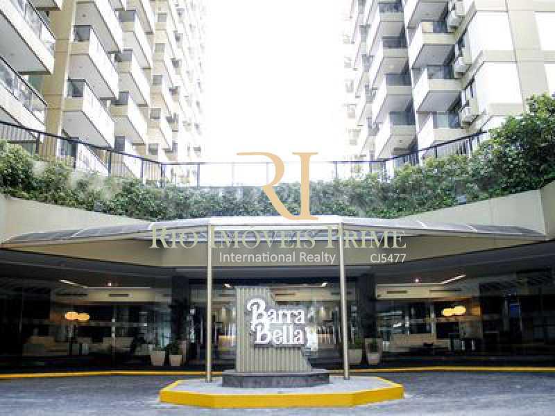 BARRA BELLA - FOTO ENTRADA - Fachada - Barra Bella Hotel Residência - 22 - 5