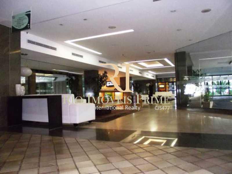 BARRA BELLA - LOBBY - Fachada - Barra Bella Hotel Residência - 22 - 7