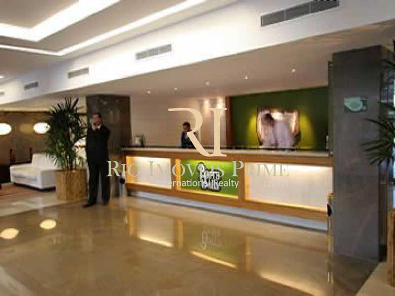 BARRA BELLA - RECEPÇÃO - Fachada - Barra Bella Hotel Residência - 22 - 6