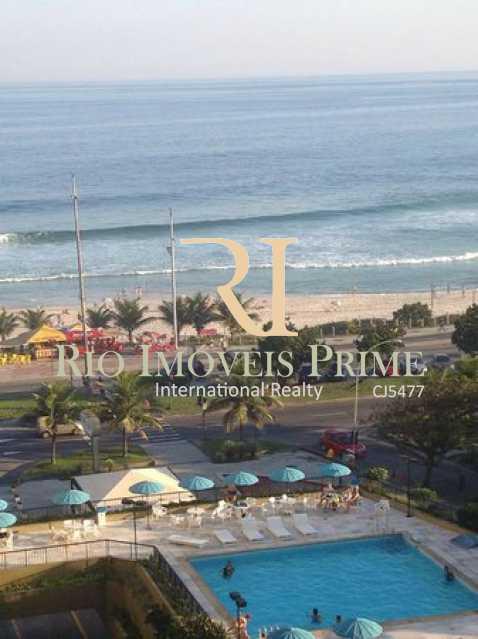 BARRA BELLA - VISTA AÉREA - Fachada - Barra Bella Hotel Residência - 22 - 9