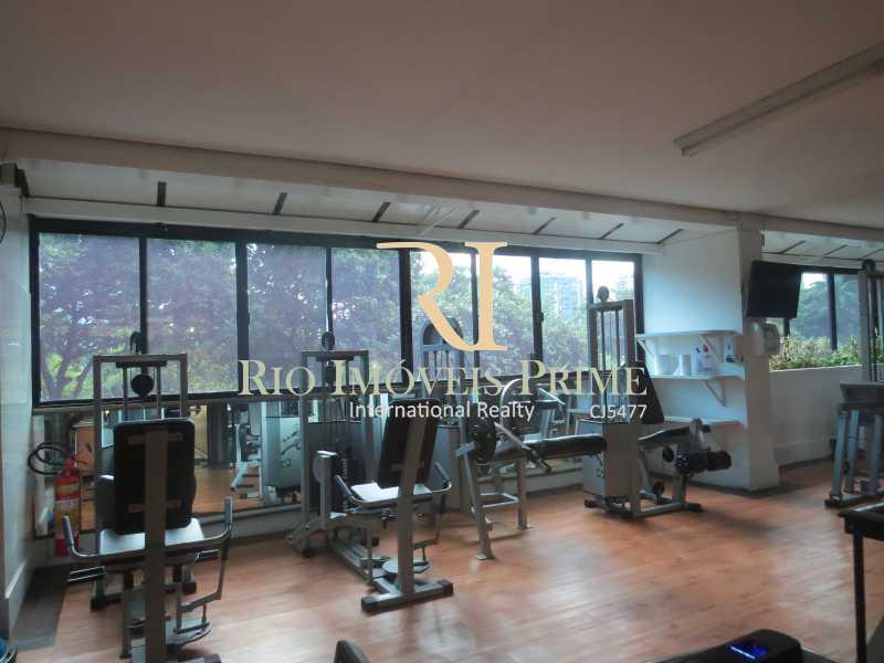 BARRA BELLA - FITNESS - Fachada - Barra Bella Hotel Residência - 22 - 11