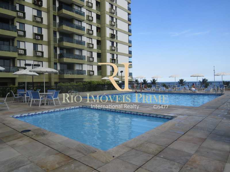 BARRA BELLA - PISCINAS - Fachada - Barra Bella Hotel Residência - 22 - 13