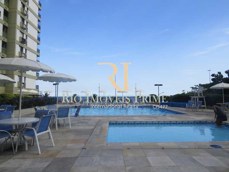 BARRA BELLA - PISCINAS - Fachada - Barra Bella Hotel Residência - 22 - 14