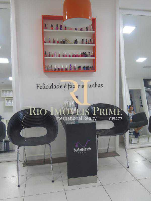 SALÃO DE CABELEIREIROS - Fachada - Barra Bella Hotel Residência - 22 - 21
