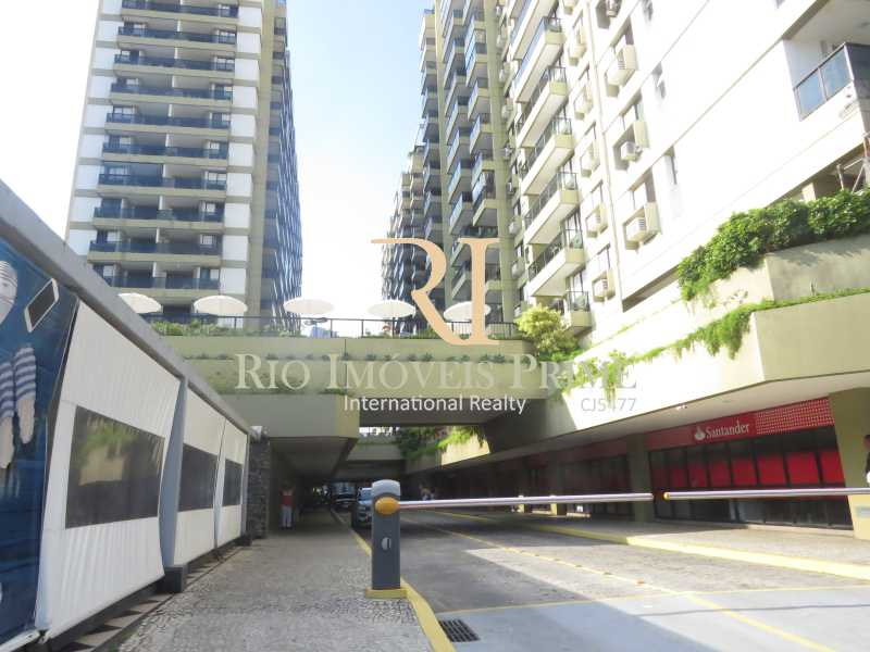 ENTRADA DO FLAT - Fachada - Barra Bella Hotel Residência - 22 - 25