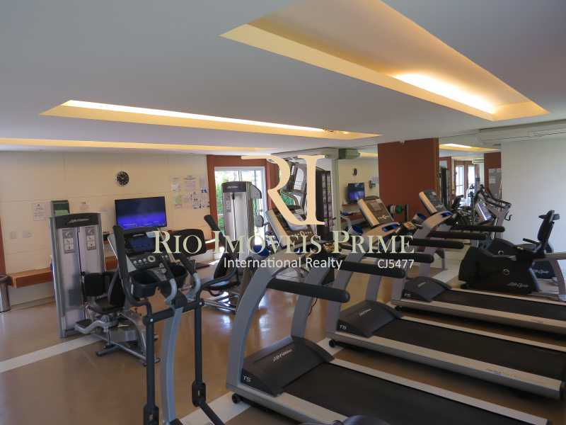 33 FITNESS - Fachada - Barra Village House and Life - 28 - 4