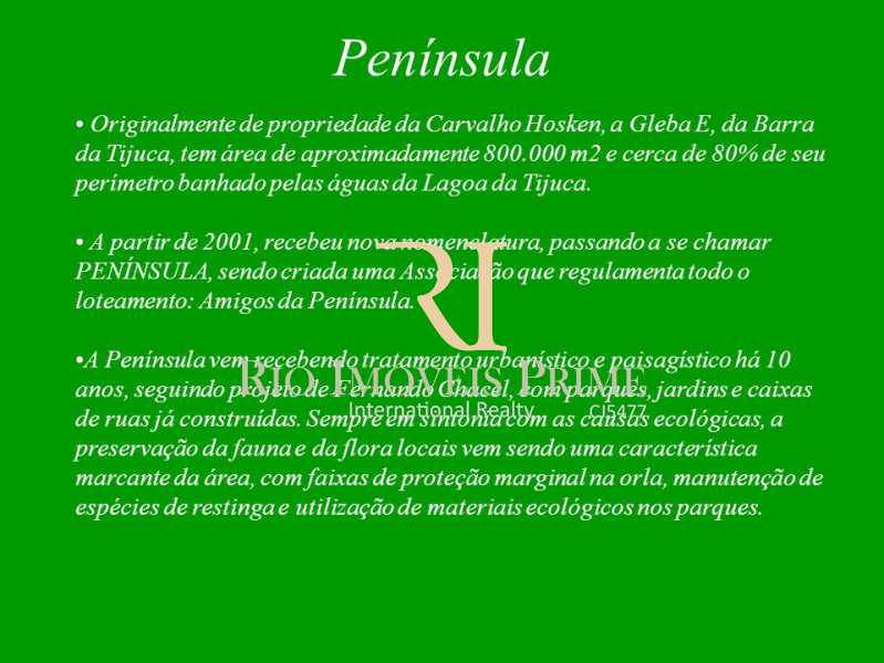 43 PENÍNSULA - INFORMAÇÃO - Fachada - Península Via Bella - 34 - 14