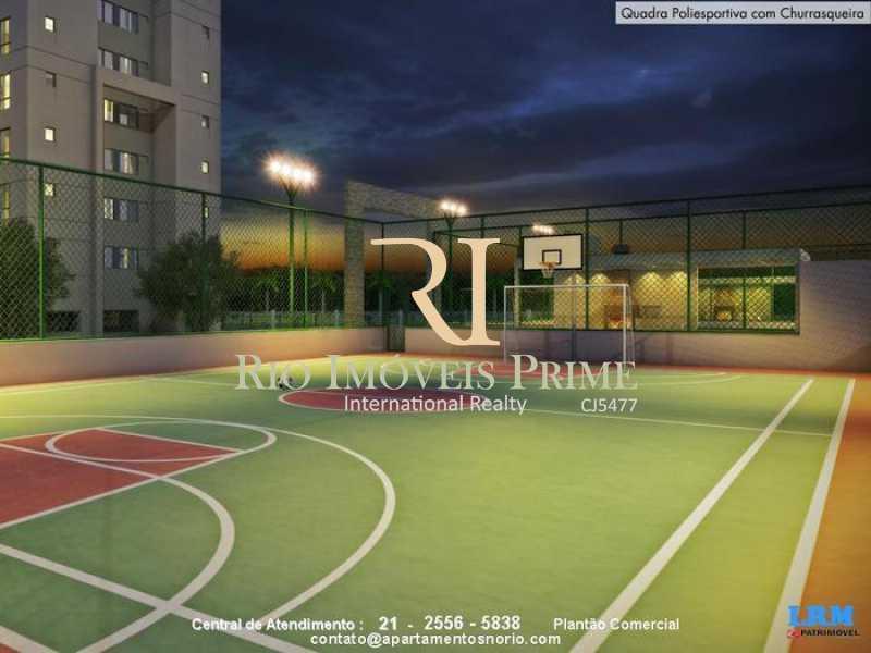 ESTRELAS - QUADRA POLIESPORTIV - Fachada - Estrelas Full Condominium - 36 - 7