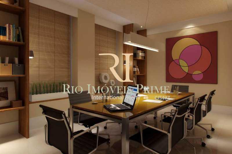 ESTRELAS - SALA DE REUNIÃO - Fachada - Estrelas Full Condominium - 36 - 10