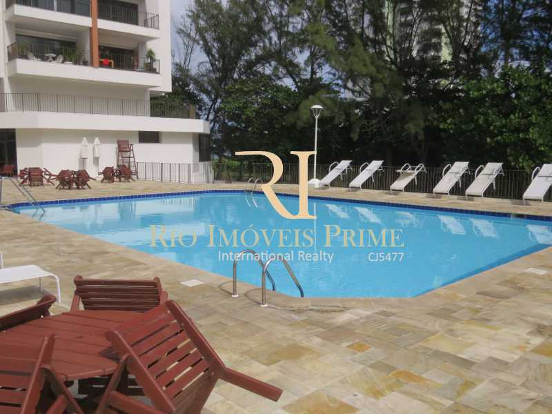 RHR - PISCINA ADULTO. - Fachada - RHR - Rio Hotel Residência - 37 - 3