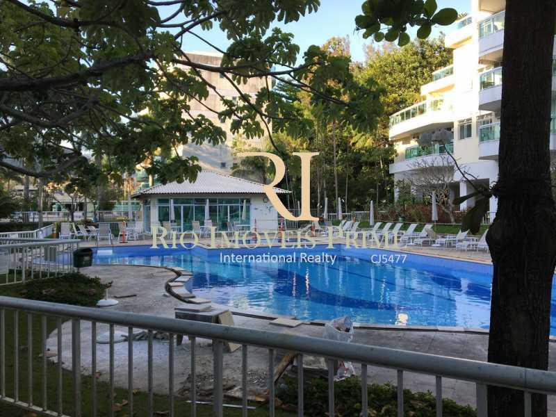 PISCINA. - Fachada - Paradiso Residence e Service - 45 - 1