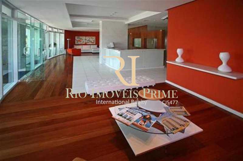 PORTARIA - Fachada - Recreio Top Duplex - 51 - 10