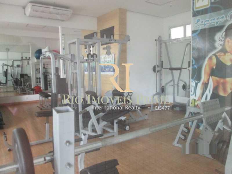 FITNESS - Fachada - Recreio Top Duplex - 51 - 2