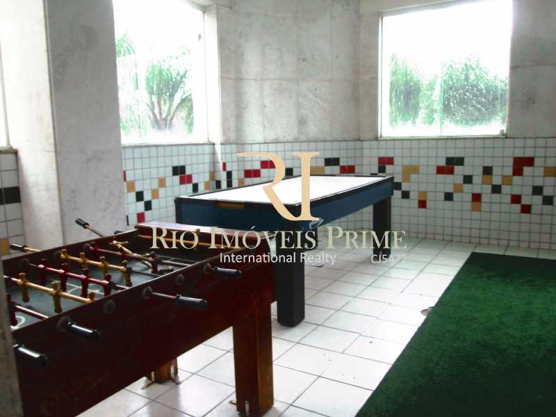 SALÃO DE JOGOS - Fachada - Recreio Top Duplex - 51 - 5