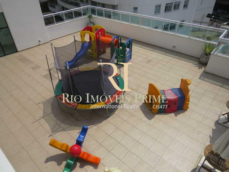 PARQUINHO - Fachada - Villa Carioca - 52 - 10