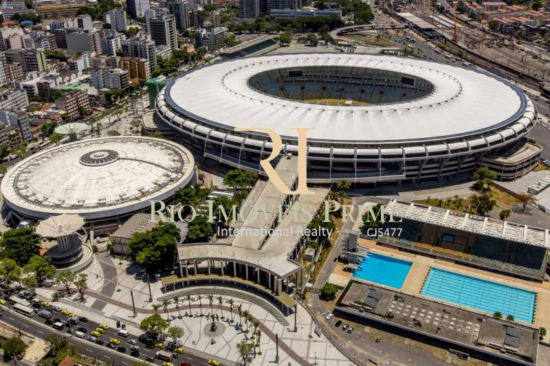 MARACANÃ E MARACANÃZINHO - Fachada - Mais Maracanã - 53 - 16